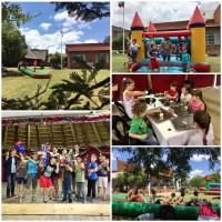 """Училище 'Слънчо"""" в Йоханесбург: Завършване на учебната година"""