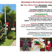 Бюлетин No. 14 на СБЮА, 12 Декември 2020: Новини и покана за Коледа